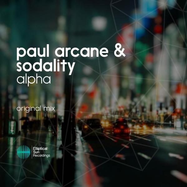 Paul Arcane & Sodality - Alpha