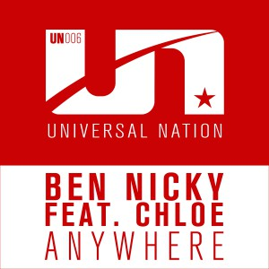Ben Nicky feat. Chloe - Anywhere [Universal Nation]